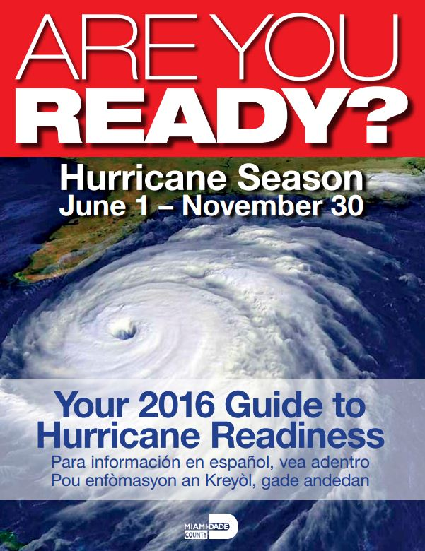 County Hurricane Guide